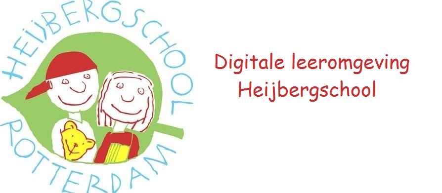 digitale leeromgeving Heijbergschool